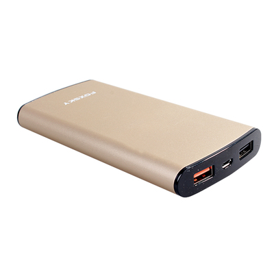 FOXSKY QC3.0 Metal 10000 mAh power bank