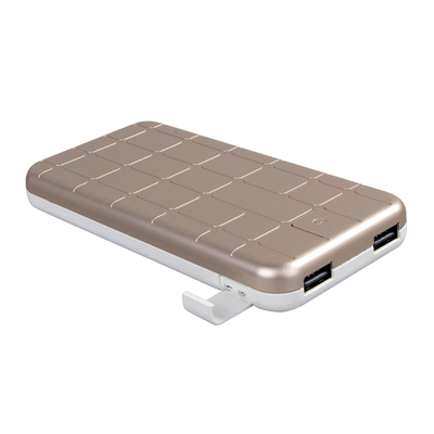FOXSKY 10000 mAh power bank with phone bracket